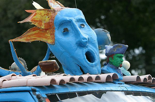 The Art & Characters of ArtCar Fest