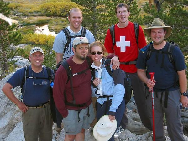 Mt. Whitney 2003